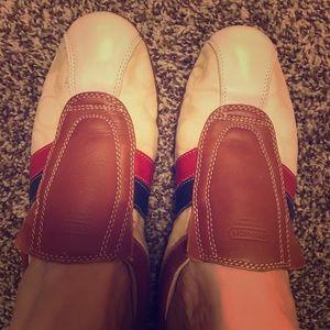 Coach Shoes - Vintage coach slip on/mules